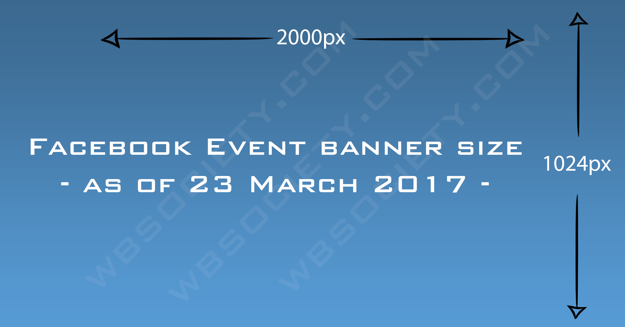 Facebook Event Banner New Sizing